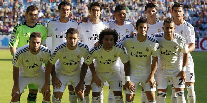 Deportivo – Real Madrid (0-4), 2013.08.29., Teresa Herrera Cup