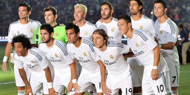Real Madrid – Chelsea (3-1), 2013.08.08., Barátságos mérkőzés