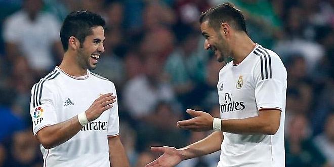 Real Madrid – Real Betis (2-1), 2013.08.18., Primera Division