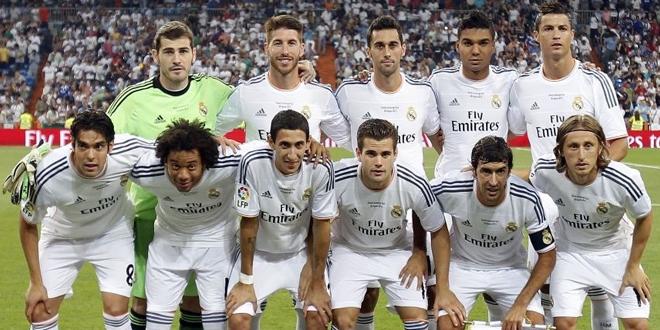 Real Madrid – Al-Sadd (5-0), 2013.08.22., Trofeo Santiago Bernabéu