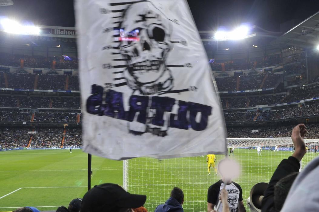 A Real Madrid legnagyobb ultra csoportjának befellegzett…