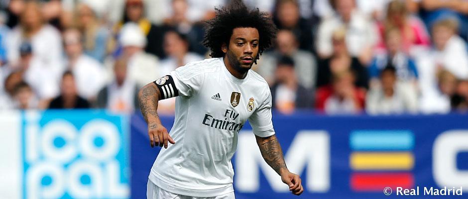 Marcelo a Gijón ellen szerezte első gólját a Real Madridban