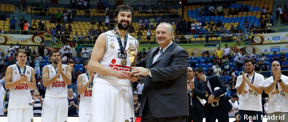 Sergio Llull: MVP az Interkontinentális Kupán (is)