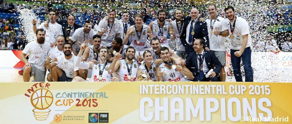 Real Madrid: kosárlabdában is világbajnok a klub