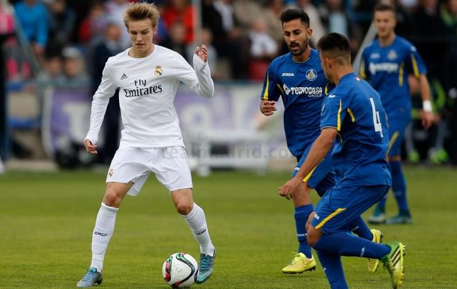 Vereséget szenvedett a Real Madrid Castilla