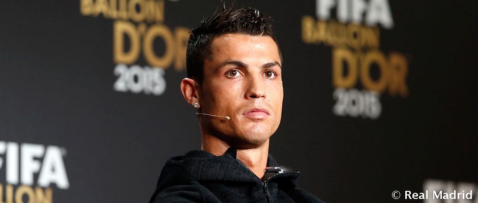 """Cristiano: """"Önmagában az is megtiszteltetés, hogy a jelöltek közt lehetek"""""""