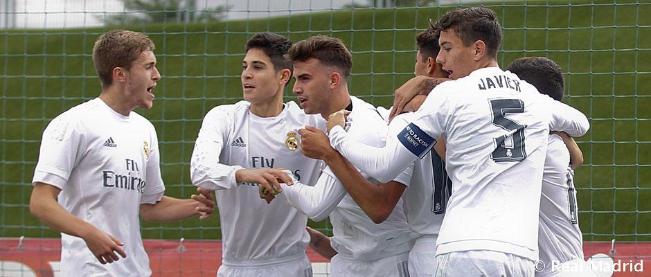 UEFA Youth League: A Real Madrid utánpótlása is folytatja az európai küzdelmeket