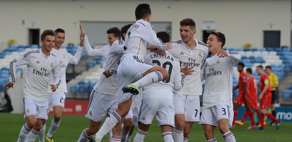 Copa del Rey döntőbe jutásért játszik a Juvenil A