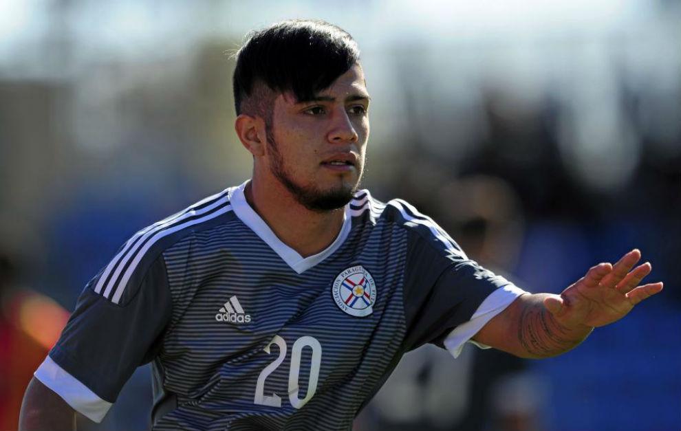 Paraguayi tehetség érkezik