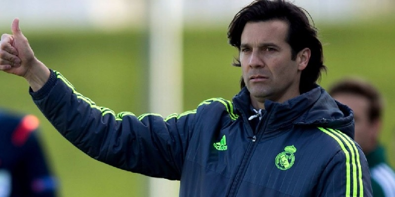 Solari a Castilla új vezetőedzője