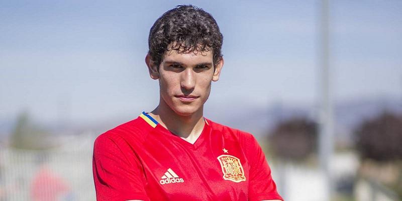 """Vallejo: """"A célom az, hogy egyszer a Real Madridban játsszak"""""""