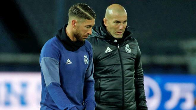 Még mindig nem tudni, hogy Ramos vagy Pepe játszik-e