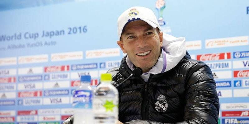 """Zidane: """"Készen állunk a döntőre"""""""