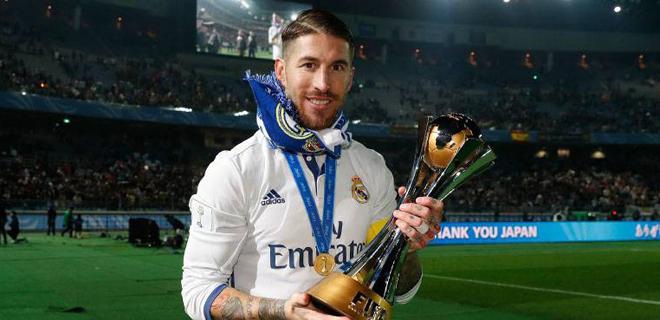 """Ramos: """"Megérdemelte a csapat a trófeát"""""""