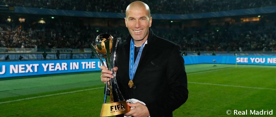 """Zidane: """"Hiszek benne, hogy tartható ez a széria"""""""