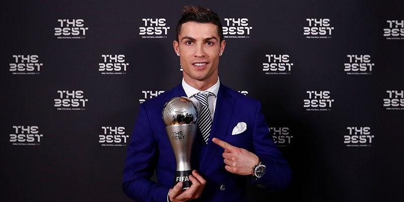 """Cristiano: """"Soha nem fogom elfelejteni ezt az évet, nagyon boldog vagyok"""""""