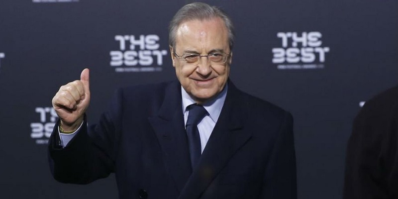 Florentino: Már 500 mérkőzés a Real Madrid elnökeként