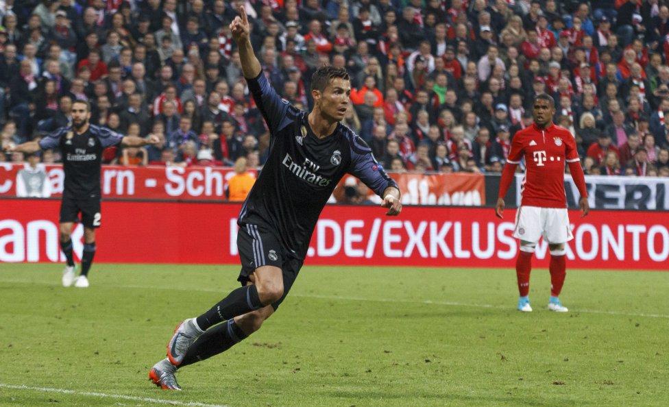 A Real Madrid esete a tökéletességgel