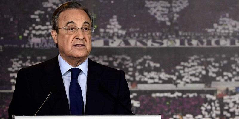 """Florentino Pérez: """"A Real Madrid nagyon rossz gazdasági helyzetben van"""""""