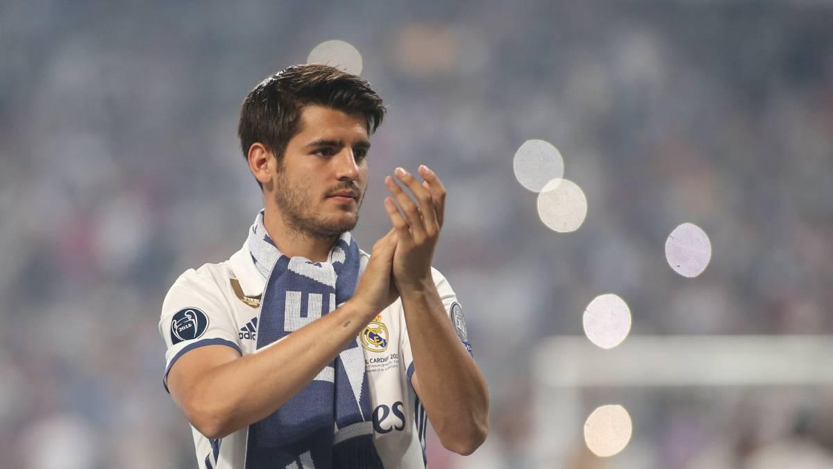 Mi lesz veled Morata? Irány a Chelsea?