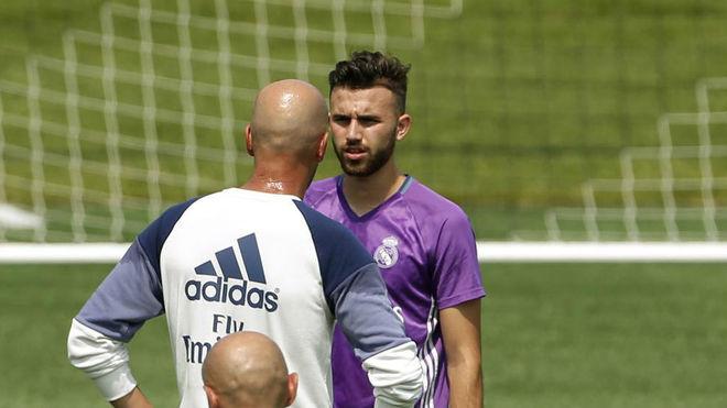 A Real Madrid egy La Liga csapatnak tervezi kölcsönadni Borja Mayoralt