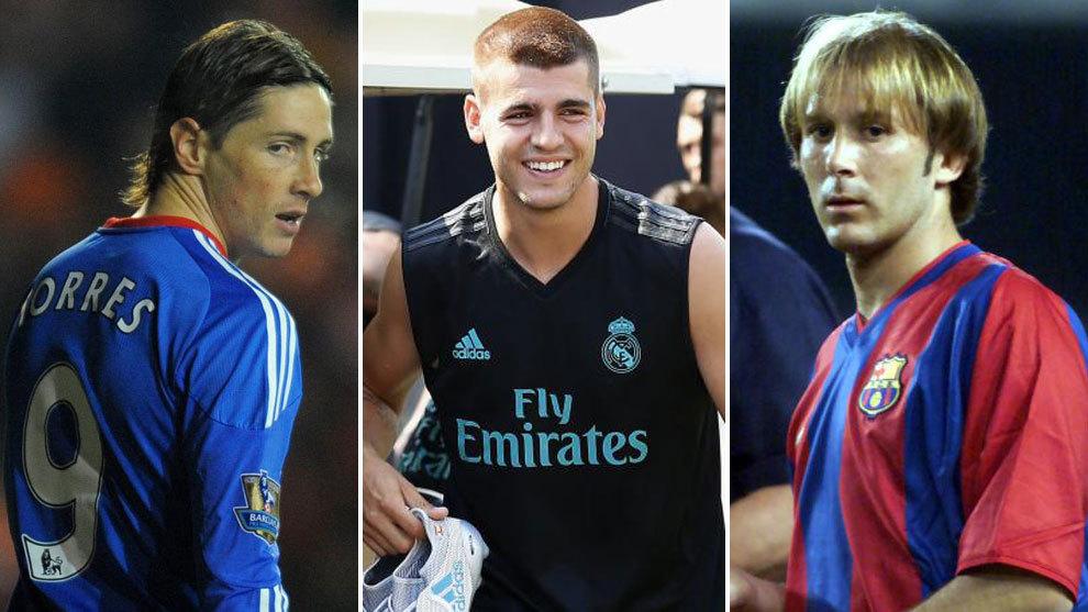 Morata, a valaha volt legdrágább spanyol játékos
