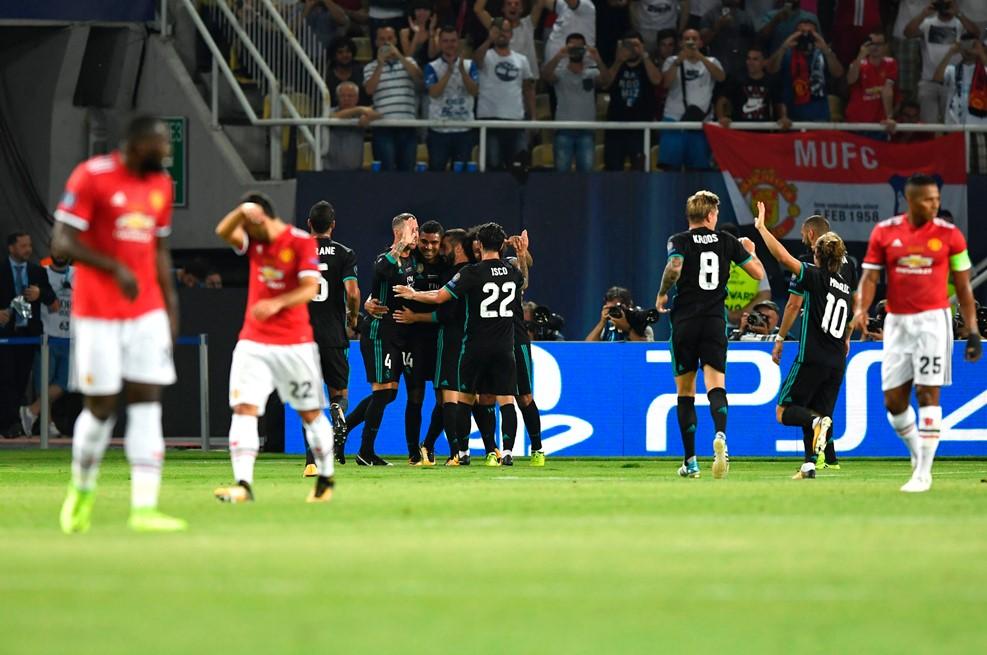 Ezt a címet is megvédte a Real Madrid! Európai Szuperkupa-győztes a csapat!