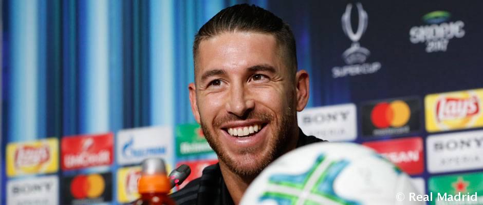 """Sergio Ramos: """"Cristiano jelenléte akkor is sokat számít, ha éppen nem játszik"""""""