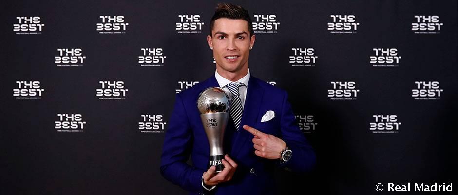 Cristiano ismét esélyes a 'The Best' díjra