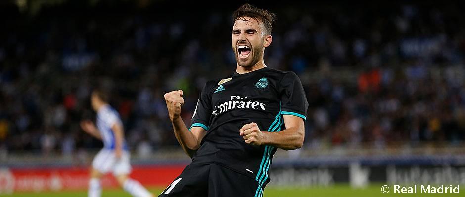 Jegyzőkönvy: Real Sociedad – Real Madrid (Spanyol bajnokság)