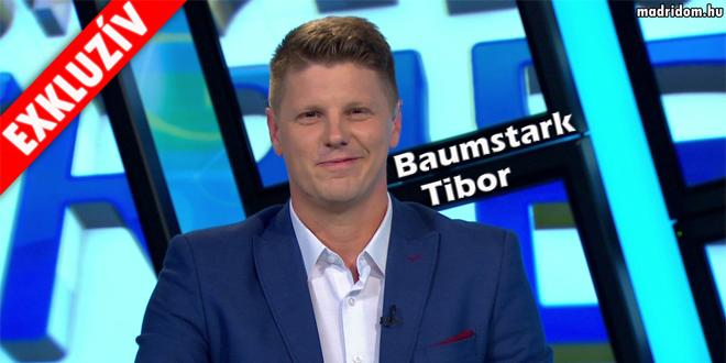 """Baumstark Tibor: """"Teljesen nyilvánvaló, hogy Cristiano Ronaldo kapja az Aranylabdát…"""""""