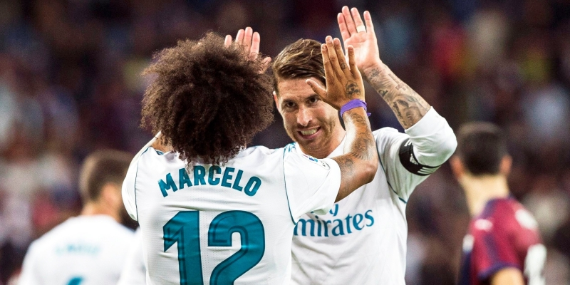 Hivatalos kezdőcsapatok: Real Madrid – Las Palmas