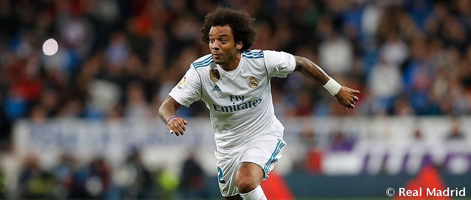 """Marcelo: """"Még sok évig szeretnék itt maradni ebben a csapatban"""""""