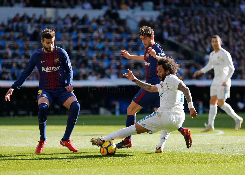 Viszlát bajnoki cím? Real Madrid – Barcelona: 0-3