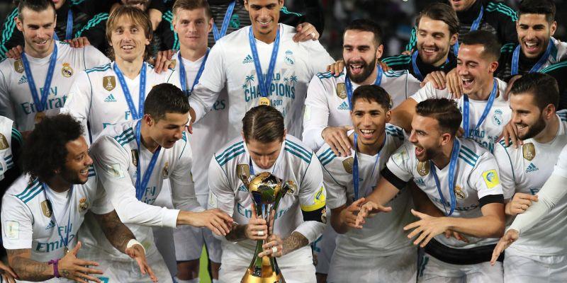 Jegyzőkönyv: Real Madrid – Gremio