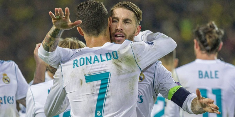 A Real Madrid kezdőcsapata