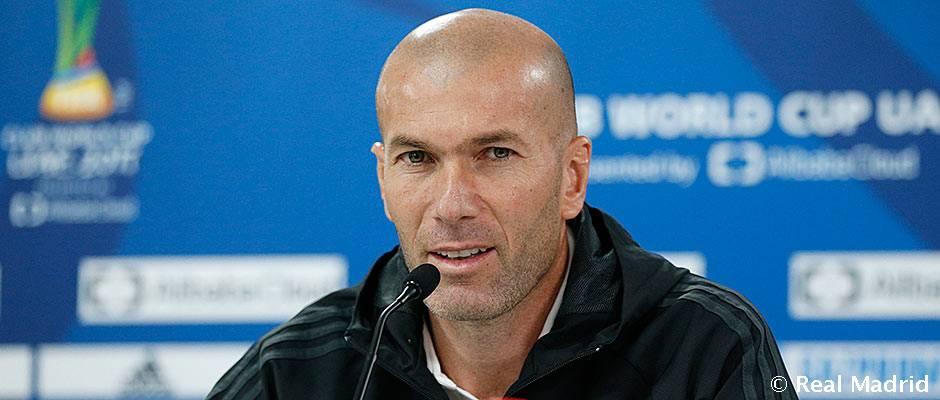 """Zinedine Zidane: """"A végsőkig támogatni fogom Benzemát"""""""