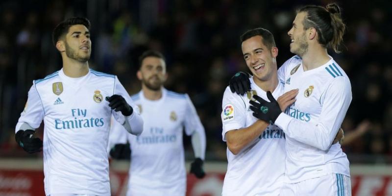 Jegyzőkönyv: Numancia – Real Madrid