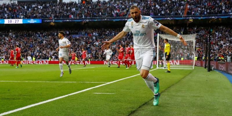 Jegyzőkönyv: Real Madrid – Bayern München