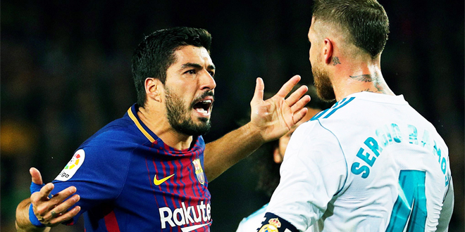 Barcelona – Real Madrid (2-2), 2018.05.06., Primera Division