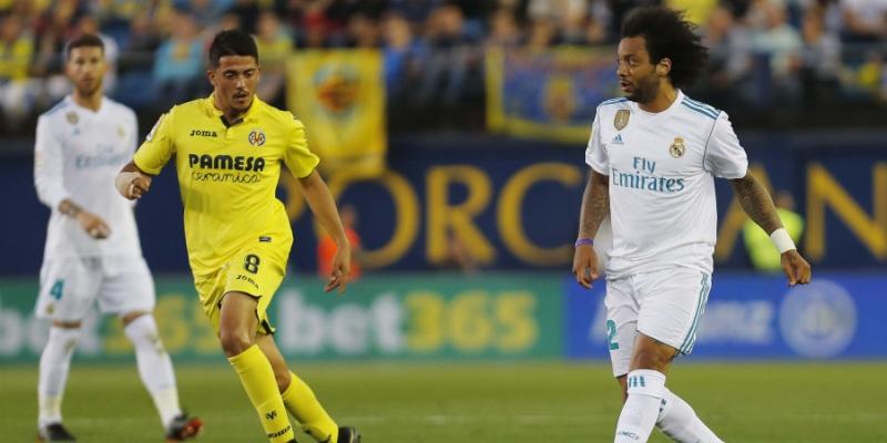 Jegyzőkönyv: Villarreal – Real Madrid