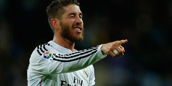 Sergio Ramos a legaljasabb emberi szenny akit valaha hátán hordott a Föld