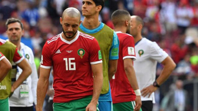 """Amrabat: """"A bíró már félidőben elkérte Ronaldo mezét"""""""