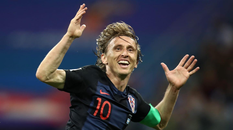 """Modric: """"Nem várhatják el Messitől, hogy mindent ő csináljon"""""""