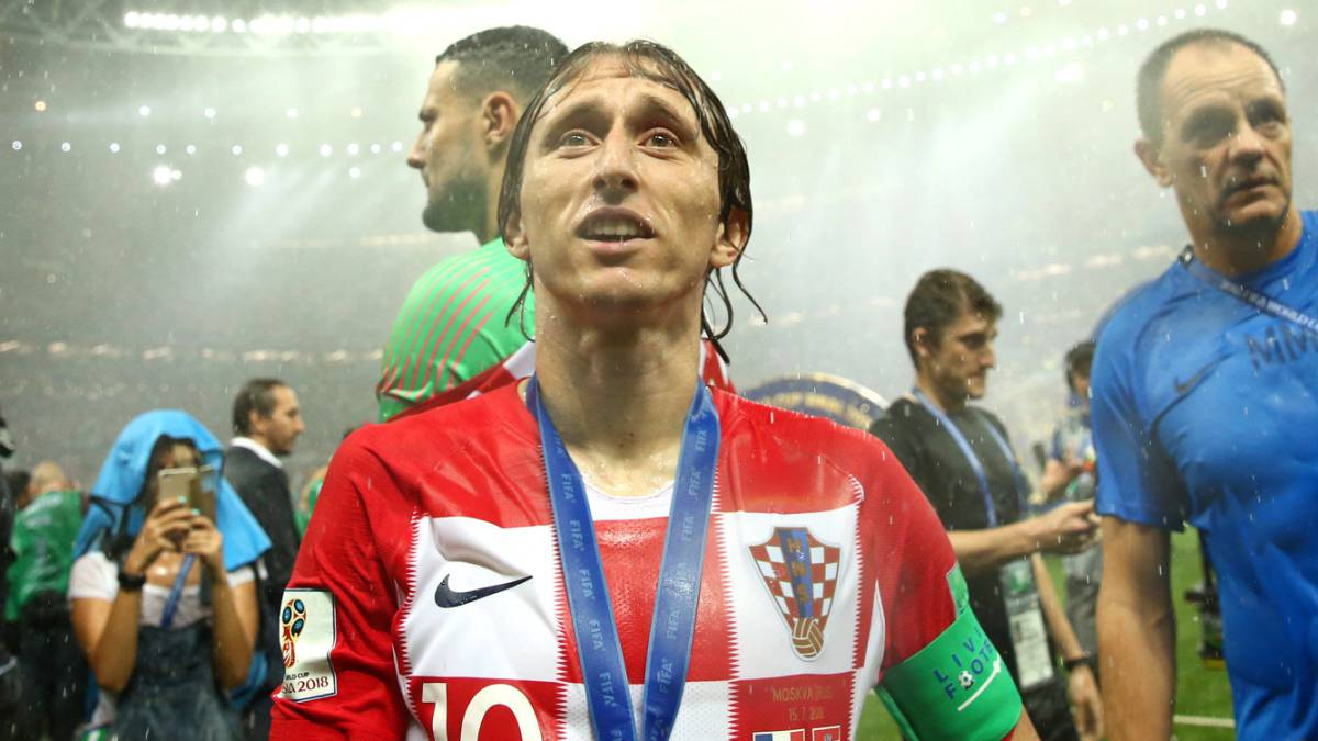 """Modric: """"Ünnepelni fogunk, de most nem könnyű"""""""