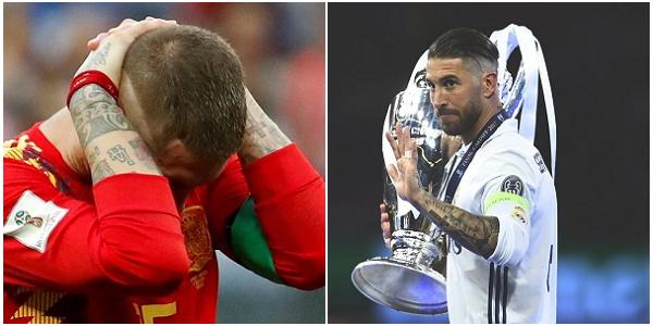 """Ramos: """"Vesztes az, aki hátat fordít és menekül, ha nehézség éri"""""""