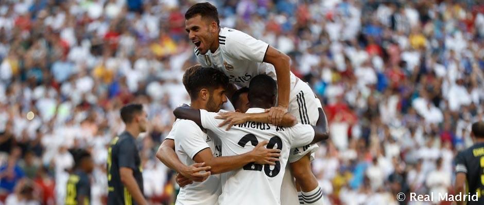 Új játékos nincs, csapategység van? Előzetes: Real Madrid – Roma