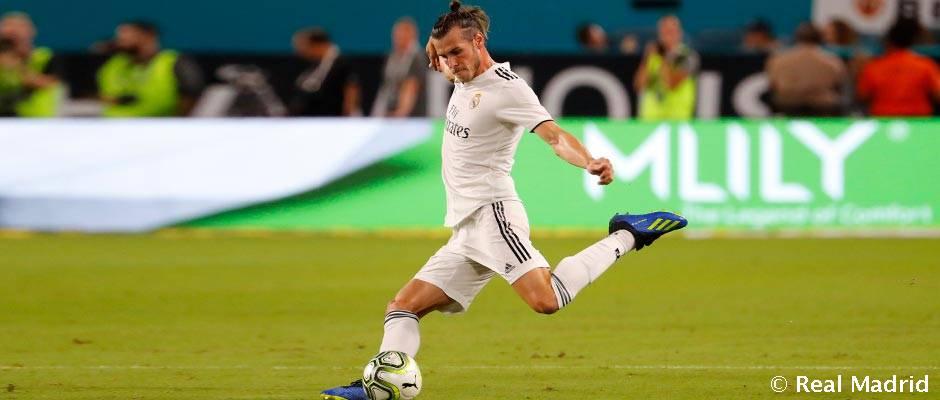 Ismert a Real Madrid kerete a Milan elleni mérkőzésre