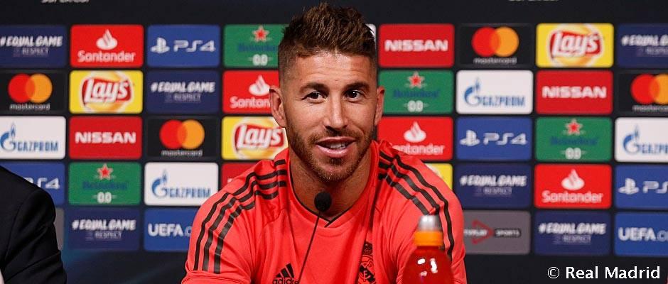 """Ramos: """"Kloppra is szavaztam az év edzője voksoláson, remélem most már megnyugszik kicsit…"""""""