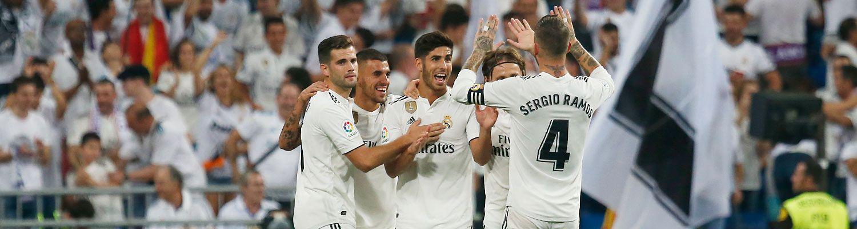 Real Madrid – Espanyol (1-0), 2018.09.22., Primera Division